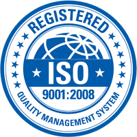 Registered ISO 9001:2008